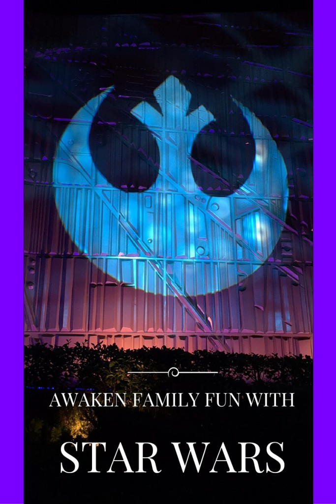 Awaken Family Fun With Star Wars