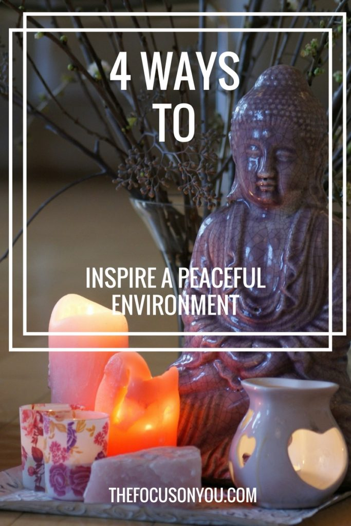 4 Ways To Inspire A Peaceful Environment