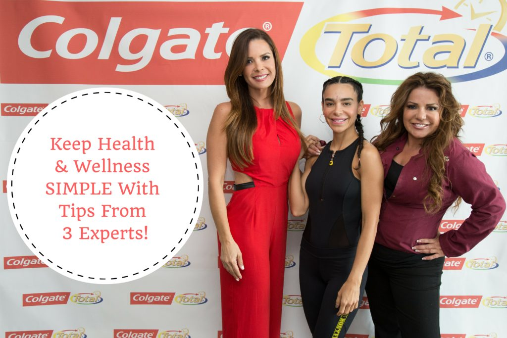 Keep Health & Wellness SIMPLE With Tips From 3 Experts!