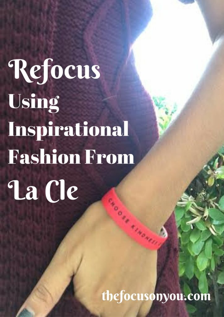 Refocus Using Inspirational Fashion From La Clé